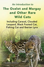 An introduction to The Ocelot and Margay and Other Rare Wild Cats Including Caracal, Clouded Leopard, Black Footed Cat, Fishing Cat and Iberian Lynx, Anderson Colette