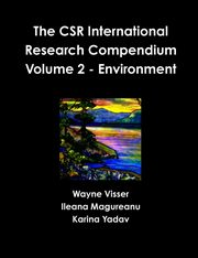 The CSR International Research Compendium, Visser Wayne