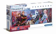 Puzzle 1000 Panorama High Quality Collection Frozen II,