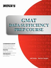 GMAT Data Sufficiency Prep Course, Kolby Jeff