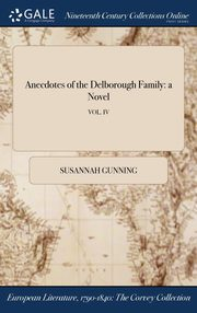 Anecdotes of the Delborough Family, Susannah Gunning