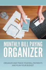 Monthly Bill Paying Organizer, Blake Dale