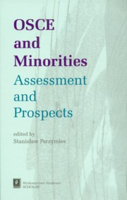 OSCE and Minorities Assessment and Prospects, Parzymies Stanisław