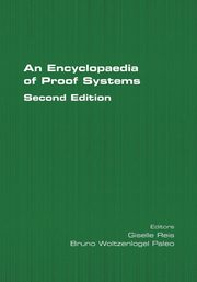 An Encyclopaedia of Proof Systems,