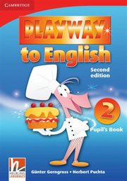 Playway to English 2 Pupil's Book, Gerngross Gunter, Puchta Herbert