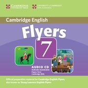 Cambridge Flyers 7 Audio CD,