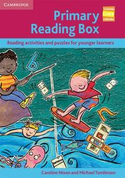 Primary Reading Box, Nixon Caroline, Tomlinson Michael