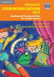 Primary Communication Box, Nixon Caroline, Tomlinson Michael