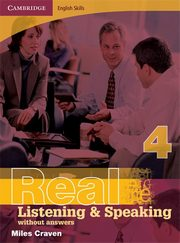 Cambridge English Skills Real Listening and Speaking 4 without answers, Craven Miles