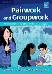 Pairwork and Groupwork, Levy Meredith, Murgatroyd Nicholas