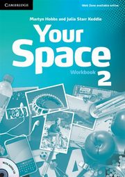 Your Space 2 Workbook + CD, Hobbs Martyn, Keddle Julia Starr