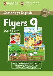 Cambridge English Flyers 9 Student's Book,