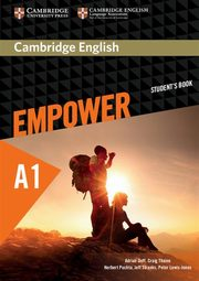 Cambridge English Empower Starter Student's Book,