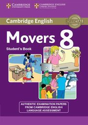 Cambridge English Young Learners 8 Movers Student's Book,