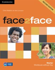 face2face Starter Workbook without Key, Redston Chris, Cunningham Gillie