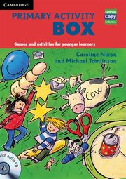 Primary Activity Box Book with Audio CD, Nixon Caroline, Tomlinson Michael
