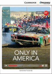 Only in America Low Intermediate Book with Online Access, Kocienda Genevieve