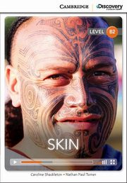 Skin Upper Intermediate Book with Online Acces, Shackleton Caroline, Turner Nathan Paul