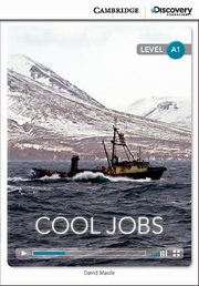 Cool Jobs Beginning Book with Online Access, Maule David
