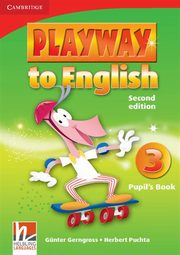 Playway to English 3 Pupil's Book, Gerngross Gunter, Puchta Herbert