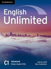 English Unlimited Advanced Class Audio 3CD, Doff Adrian, Goldstein Ben