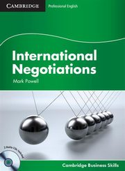 International Negotiations Student's Book + 2CD, Powell Mark
