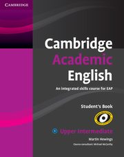 Cambridge Academic English B2 Upper Intermediate Student's Book, Hewings Martin