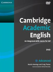 Cambridge Academic English C1 Advanced DVD, Hewings Martin, Thaine Craig
