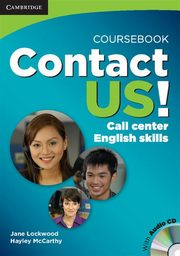 Contact Us! Coursebook + Audio CD, Lockwood Jane, McCarthy Hayley