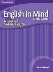 English in Mind 3 Testmaker, Ackroyd Sarah
