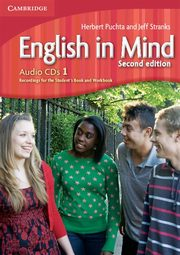 ksiazka tytuł: English in Mind 1 Audio 3CD autor: Puchta Herbert, Stranks Jeff