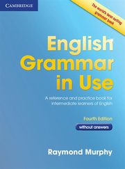 English Grammar in Use Book without Answers, Murphy Raymond