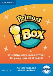 Primary i-Box Classroom Games and Activities CD, Nixon Caroline, Tomlinson Michael