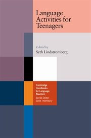 Language Activities for Teenagers, Lindstromberg Seth
