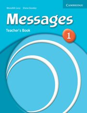 Messages 1 Teacher's Book, Levy Meredith, Goodey Diana