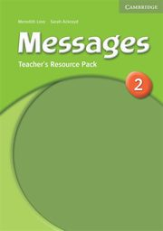 Messages 2 Teacher's Resource Pack, Levy Meredith, Ackroyd Sarah