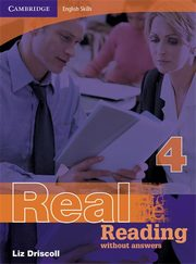 Cambridge English Skills Real Reading 4 without answers, Driscoll Liz