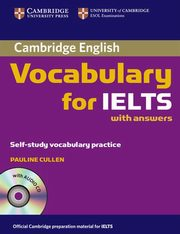 Cambridge Vocabulary for IELTS Book with answers, Cullen Pauline
