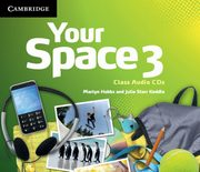 Your Space 3 Class Audio 3CD, Hobbs Martyn, Keddle Julia Starr