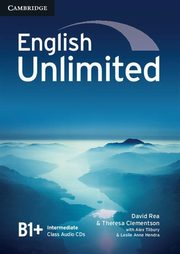 English Unlimited Intermediate Class Audio 3CD, Rea David, Clementson Theresa, Tilbury Alex, Hendra Leslie Anne