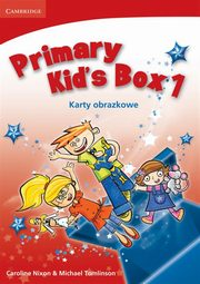 Primary Kid's Box Level 1 Flashcards Polish, Nixon Caroline, Tomlinson Michael