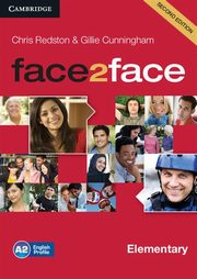 face2face Elementary Class Audio 3CD, Redston Chris, Cunningham Gillie