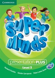 Super Minds 2 Presentation Plus DVD, Puchta Herbert, Gerngross Gunter, Lewis-Jones Peter