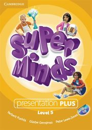 Super Minds 5 Presentation Plus DVD, Puchta Herbert, Gerngross Gunter, Lewis-Jones Peter