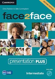 face2face Intermediate Presentation Plus DVD, Redston Chris, Cunningham Gillie
