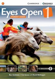 Eyes Open 1 Student's Book, Goldstein Ben, Jones Ceri, McKeegan David