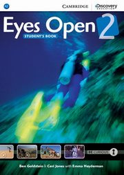 Eyes Open 2 Student's Book, Goldstein Ben, Jones Ceri, Heyderman Emma