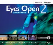 Eyes Open 2 Class Audio 3CD, Goldstein Ben, Jones Ceri, Anderson Vicki