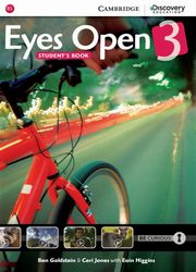 Eyes Open Level 3 Student's Book, Goldstein Ben, Jones Ceri