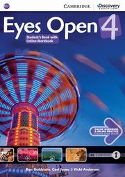 Eyes Open 4 Student's Book Online Workbook, Goldstein Ben, Jones Ceri, Anderson Vicki